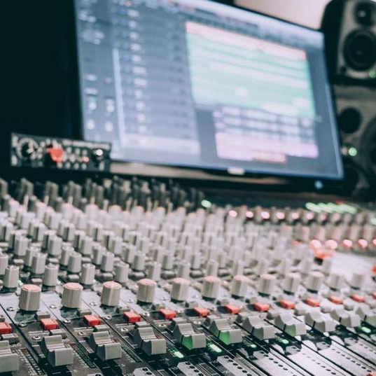 Régie studio enregistrement