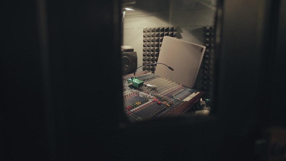 Vidéo présentation studio Homely Records