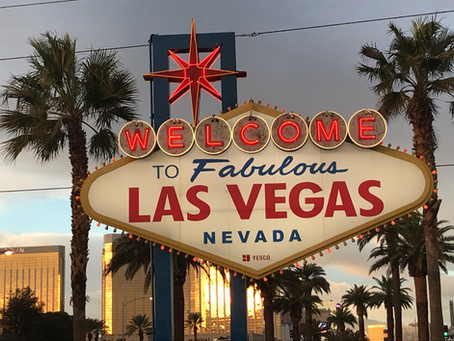 Welcome to Las Vegas !