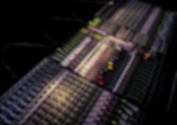 Console analogique studion Lyon