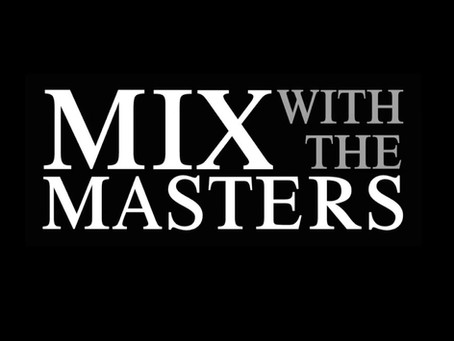 Mix With The Masters