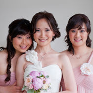 Jacqueline's Bridal Party's Makeups