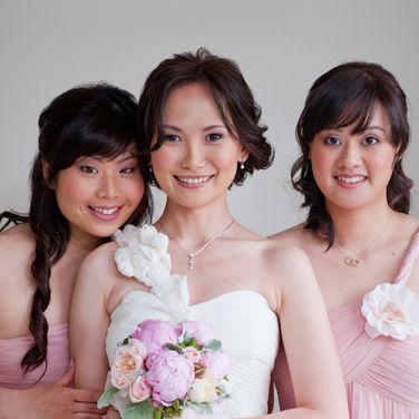 Jacqueline's Bridal Party's Makeups