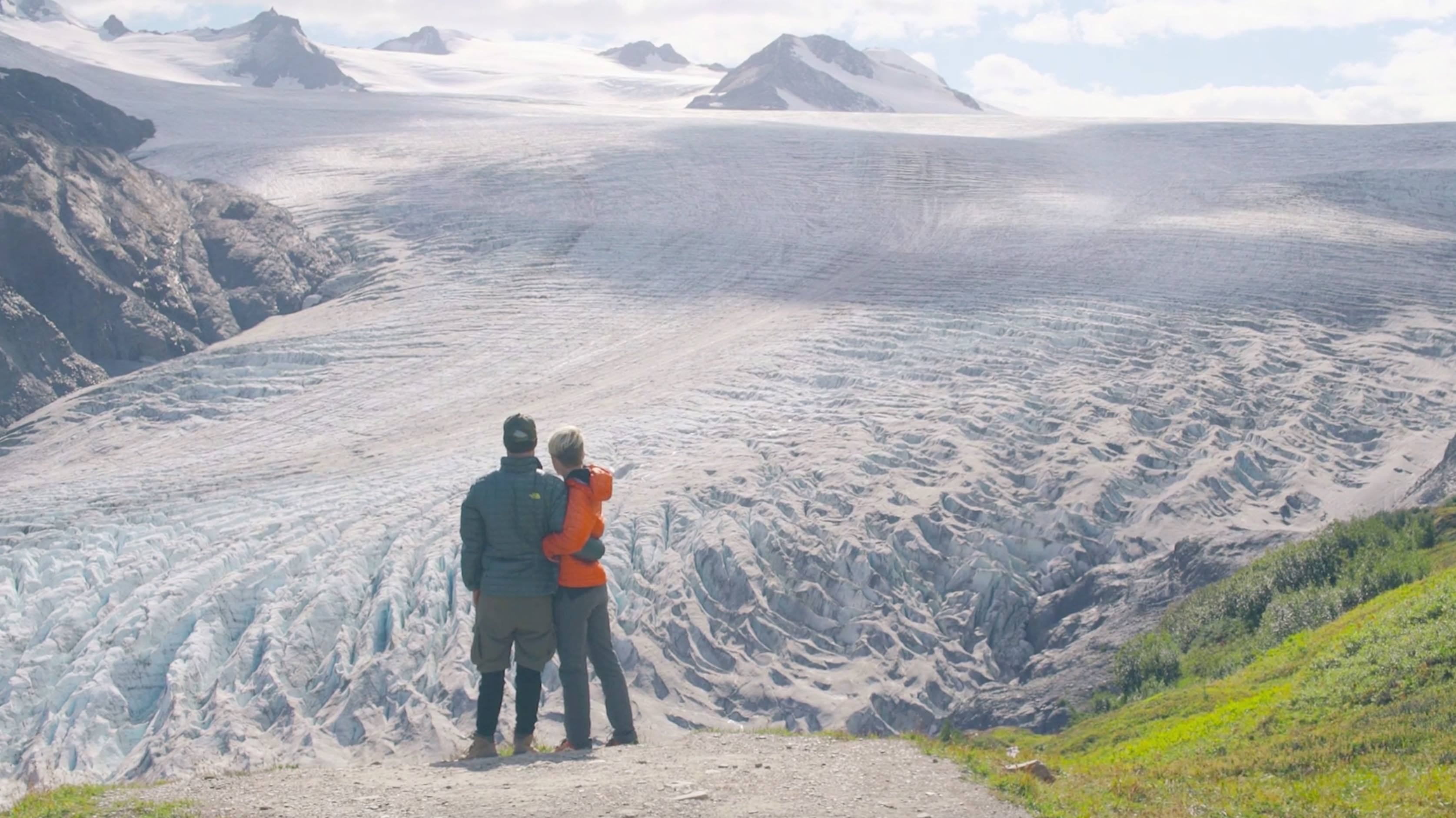 A Honeymoon in Alaska? Of course.