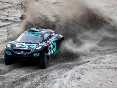 Rosberg X Racing Finish Arctic X Prix Qualifying on a High