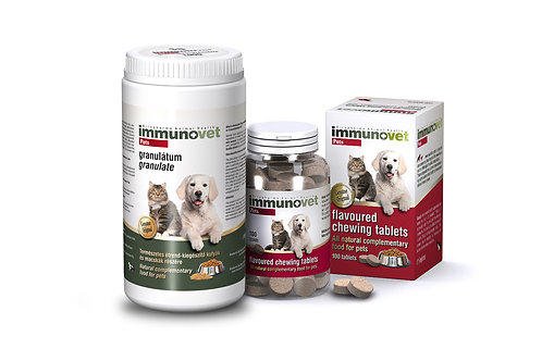 Chewable Tablets + Granulate(250g) - Combi Promo