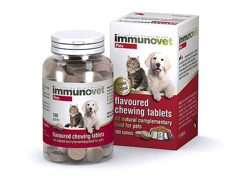Chewable Tablets - 100 Tabs