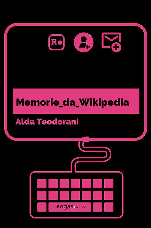 MEMORIE DA WIKIPEDIA di AldaTeodorani