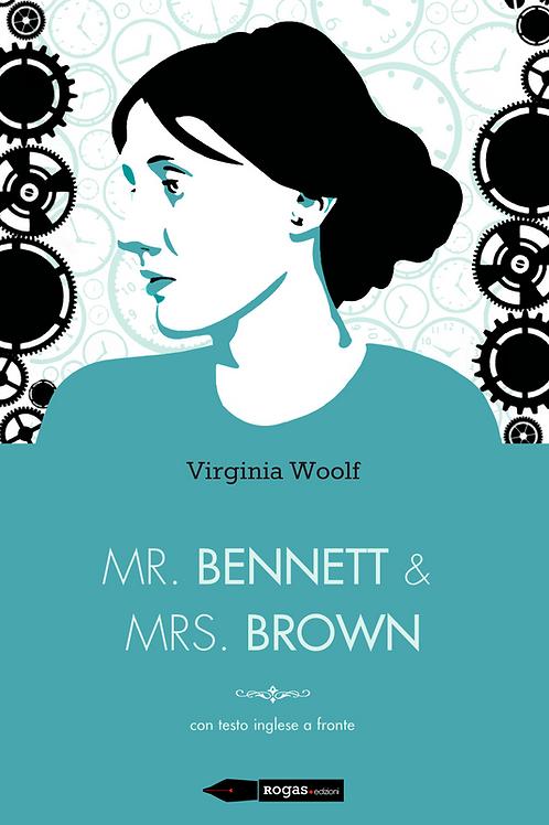 MR BENNETT E MRS BROWN di Virginia Woolf