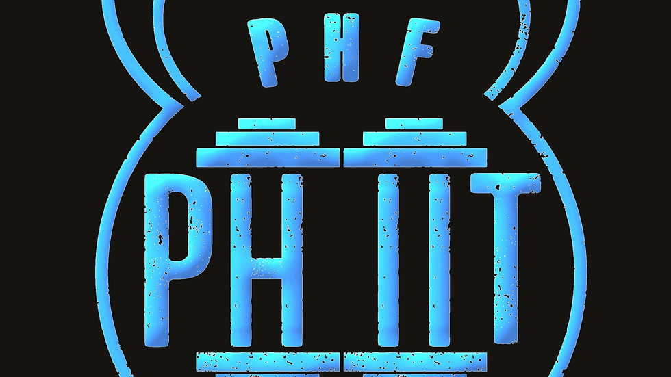 PHIIT KIDS Group Training and Conditioning Summer Sessions