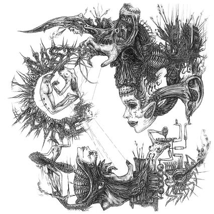 The Antichthon Circus [Nasty Monroe viny