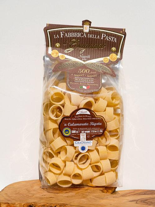 Pasta - 'a Calamarata Rigata