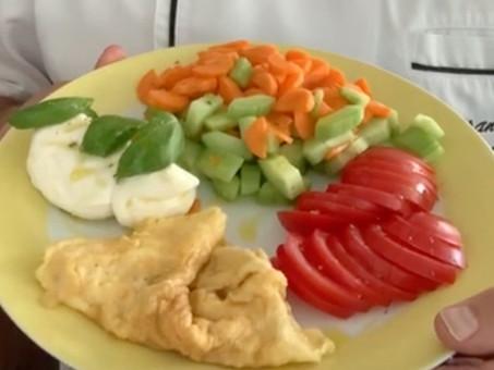 Gesund, schnell und glutenfrei - Mein Mittagessen in unter 15 Min