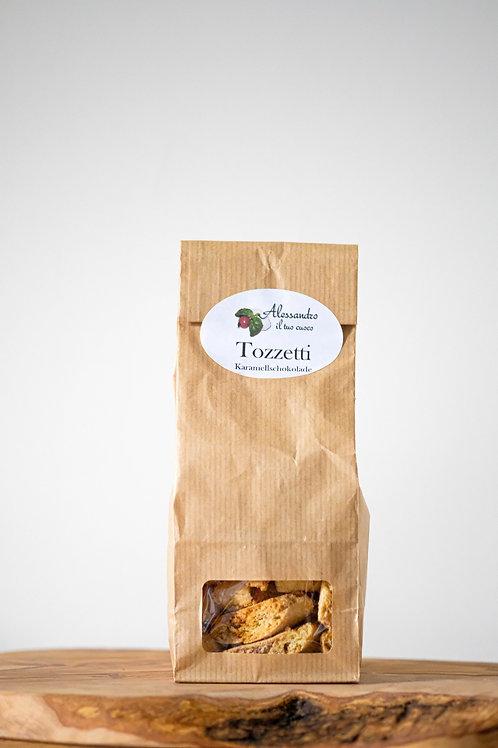 Tozzetti - Karamellschokolade