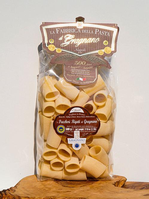 Pasta - 'e Paccheri Rigati di Gragnano