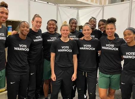 WNBA Players Defy Team Owner