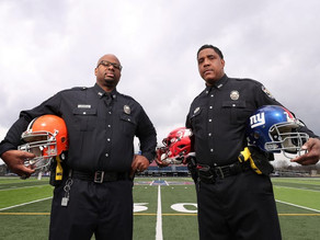 How Cops and Athletes Could Team Up