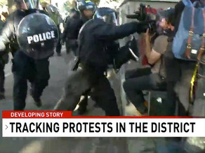 Excessive Force Protests Met With Force