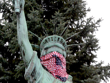The Unmasking of America
