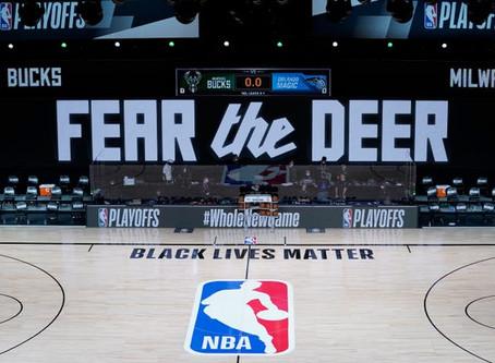 Bucks Boycott Sends Strong Message