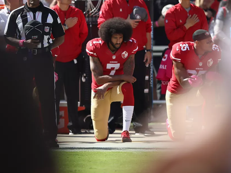 Athletes Advocating For Social Justice