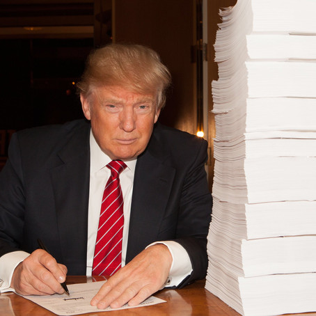 'Billionaire' Trump Gaming Tax System
