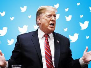 Throw Trump off Twitter
