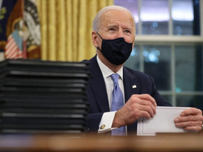 Biden Administration Starting Strong
