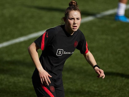 Teen Unfairly Barred From NWSL