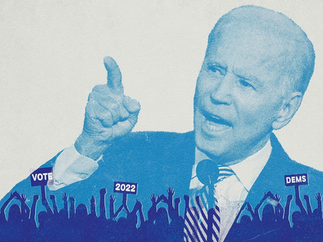 Democrats Must Now Focus on 2022