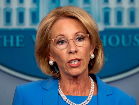 Betsy DeVos Has No Plan
