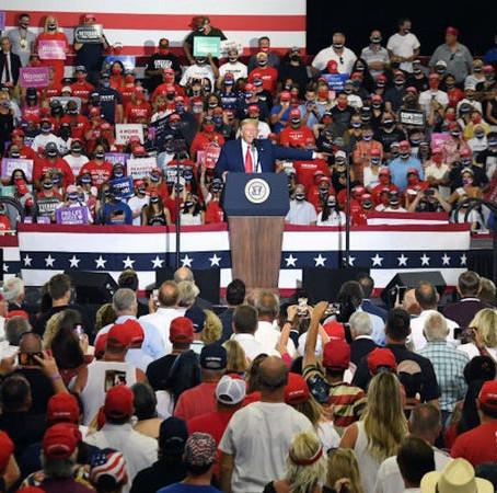 Trump Rallies Endanger Us All
