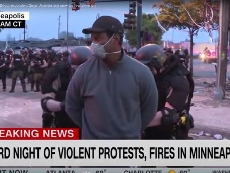 Police, Protesters Target Journalists