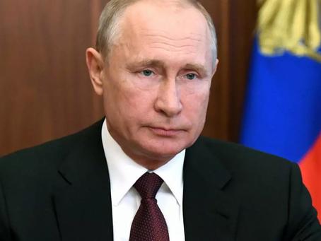 The World According to Putin