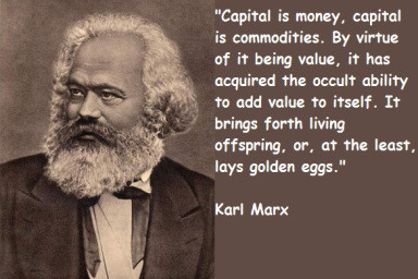 The Accidental Marxist
