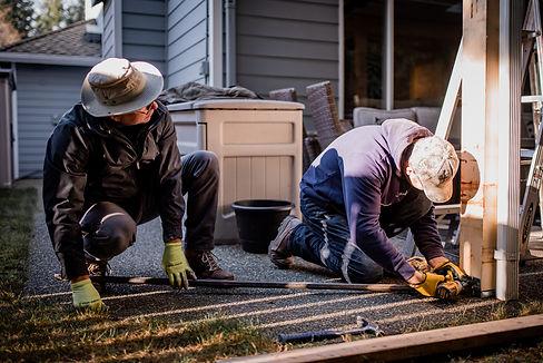 Plantrak Decks Beam Replacement