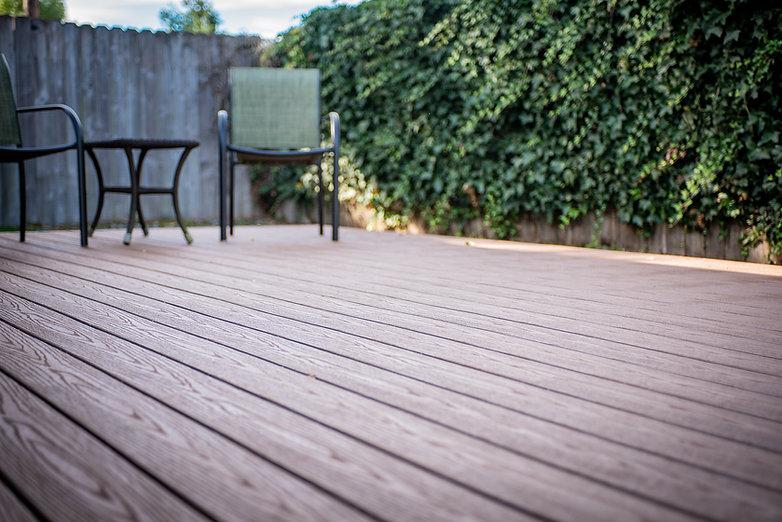 Plantrak Decks fiberon composite decking kent washington