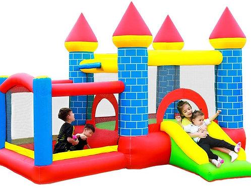 Castle Ball Pit/ Bounce House Combo