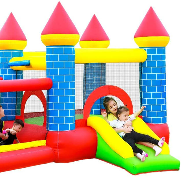 Castle Ball Pit/Bounce House Combo