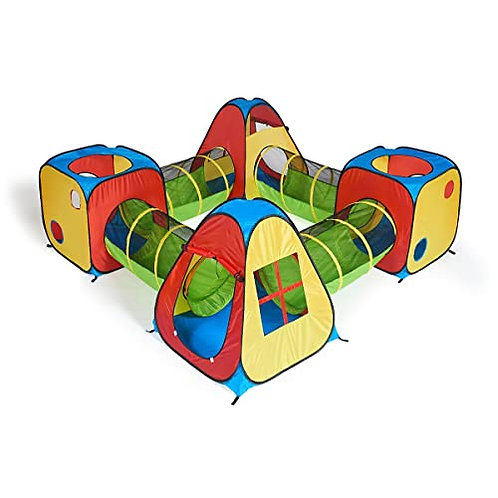 Tikes Play Tunnel