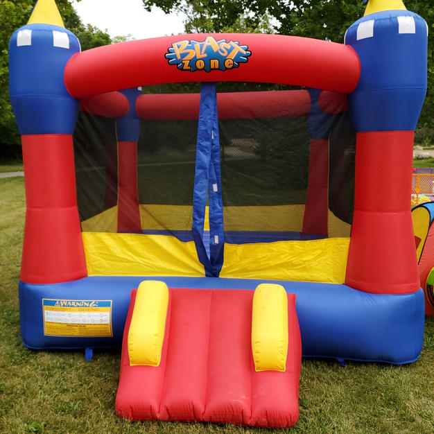 Blast Zone Bounce House