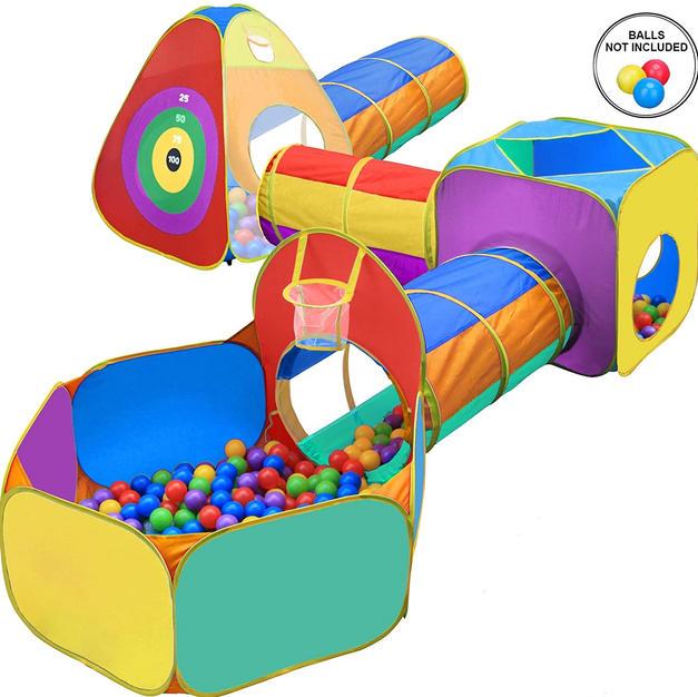 Play Tunnel w/Balls