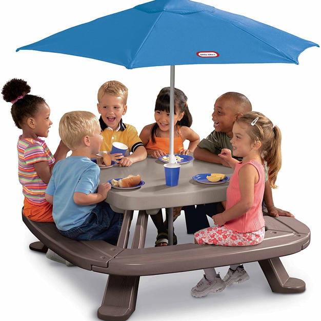 Larger Picnic Table