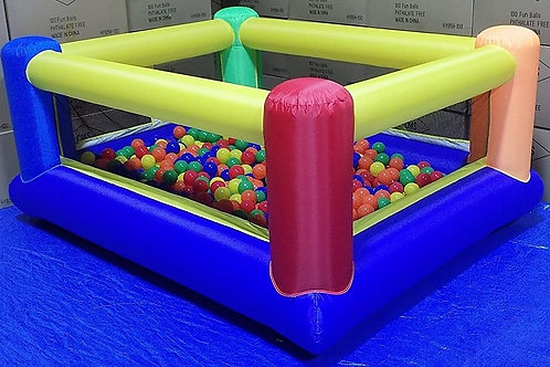 Rectangle Ball Pit
