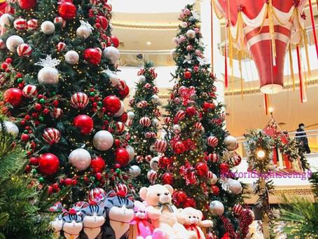 マレーシアで過ごすクリスマス