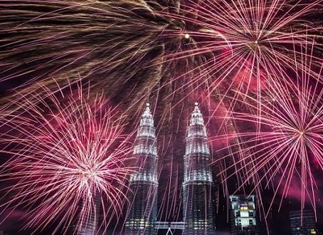 マレーシアで過ごす年越し