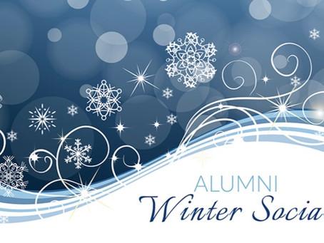 UNE Alumni Winter Social