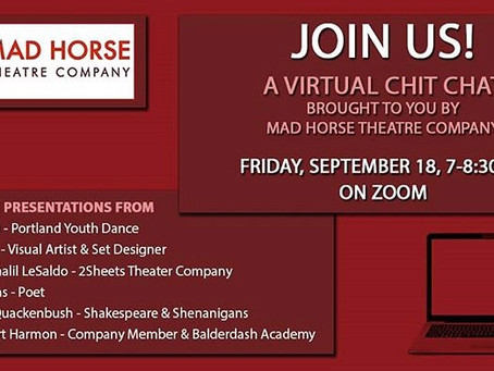 Virtual Artist Chit Chat with Mad Horse