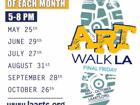 Poetry Venue at L/A Art Walk