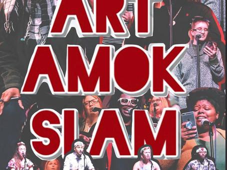 Writing Workshop with Art Amok Slam!